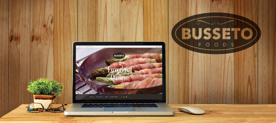 Busseto Foods Launches New Website