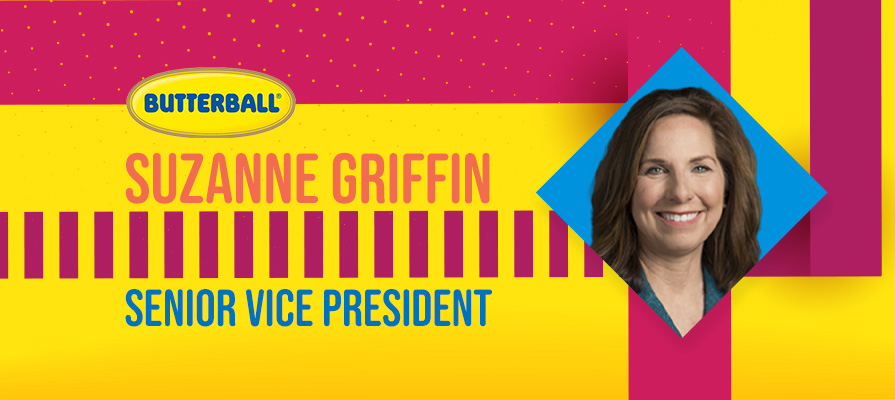 Butterball Promotes Suzanne Griffin to Leadership Role