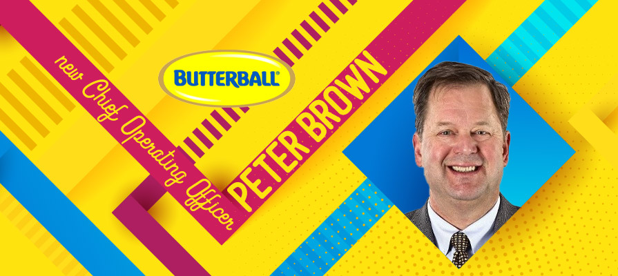 Butterball Announces New Chief Operating Officer Peter Brown, Jay Jandrain Comments