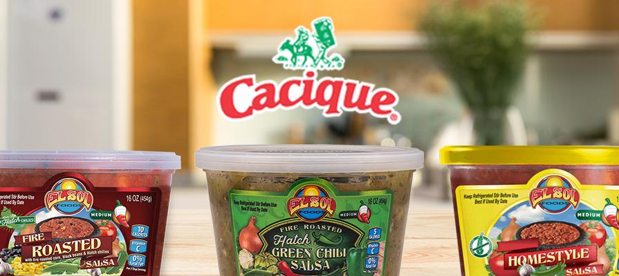 Cacique Acquires El Sol Foods to Expand Mexican Mealtime Essentials