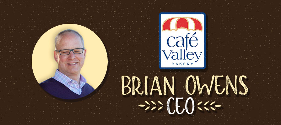 Café Valley Taps Brian Owens as Chief Executive Officer