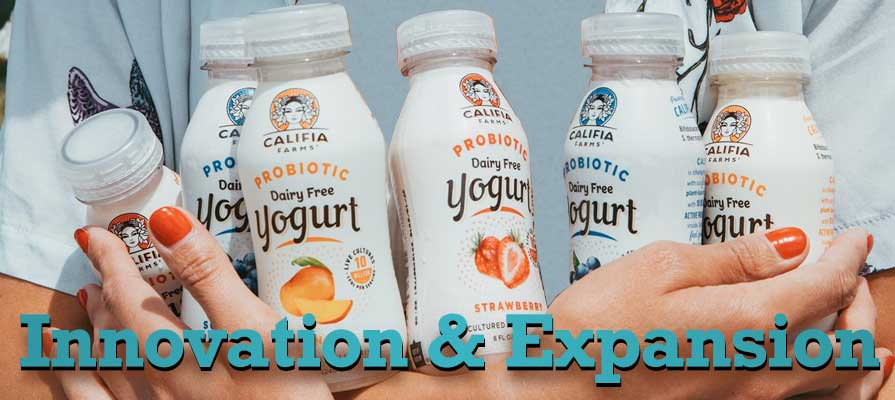 Califia Farms' Dan Mader Talks Innovation and Expansion