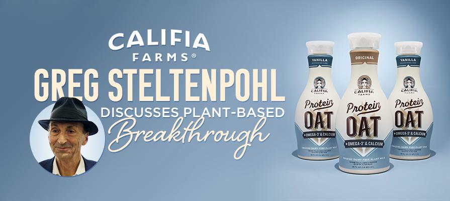 Califia Farms Celebrates A Plant-Based Breakthrough