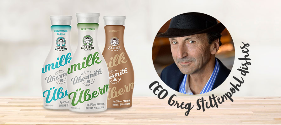 Califia Farms Launches Übermilk Line of High-Protein Plant-Based Beverages