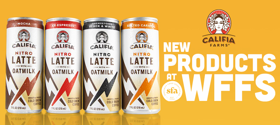 Califia Farms Shares New Products for the 2020 Kick Off