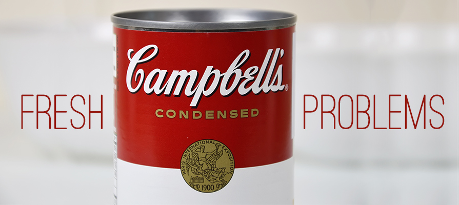 Investors File Claims Against Campbell Soup Company, Claim Fresh Unit Oversold