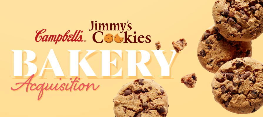 Jimmy's Cookies Acquires Campbell Soup Company's Artisan Bread Brand