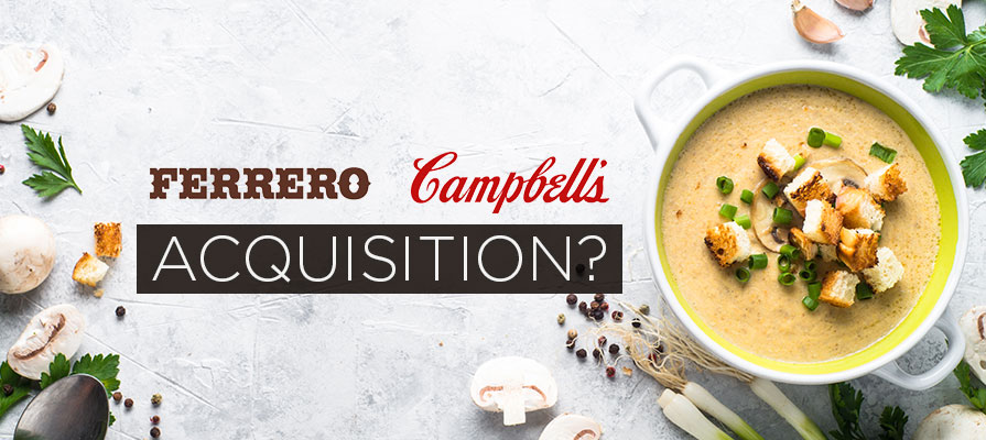 Reports: Ferrero To Acquire Campbell's International