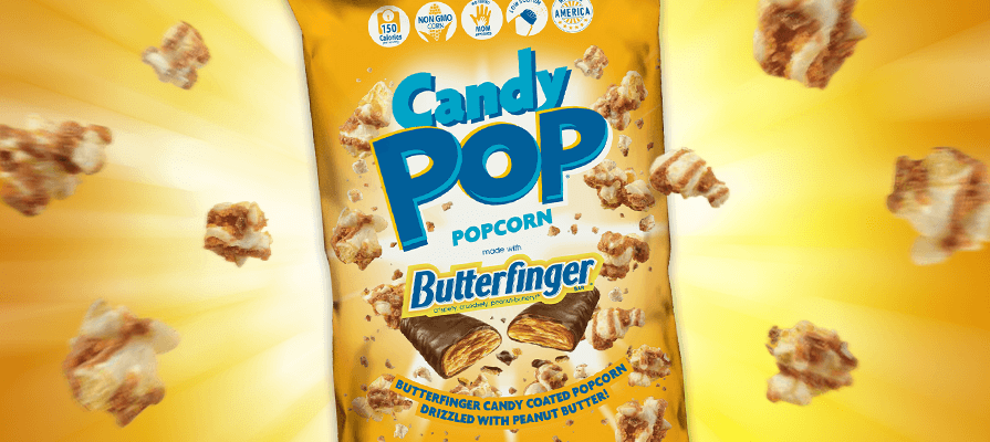 Candy Pop Showcases Butterfinger Innovation