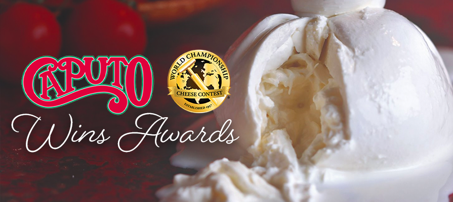 Caputo Cheese Takes Home Best-in-Class Award