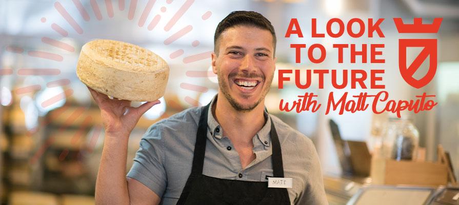 Caputo's Market & Deli CEO Matt Caputo Talks Future Goals
