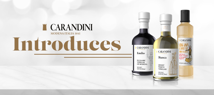 Carandini Introduces Authentic Italian Products to the U.S.; Stefano Bellei Comments