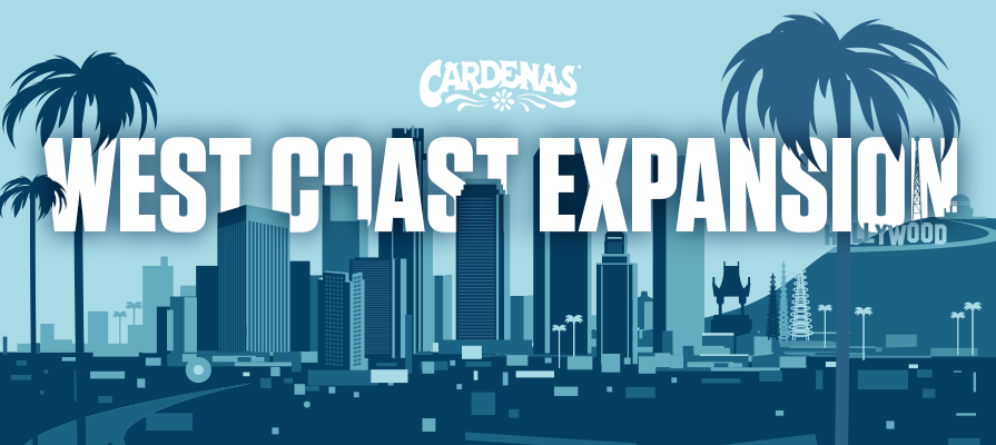 Cardenas Markets Expands in the West