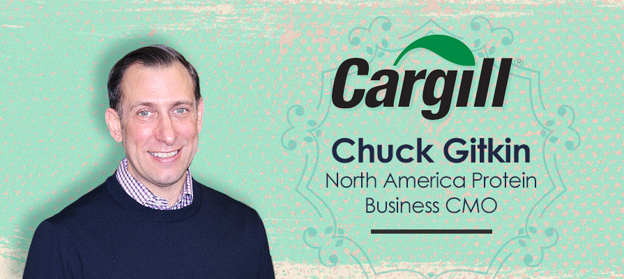 Chuck Gitkin Named Cargill's CMO of North America Protein Business