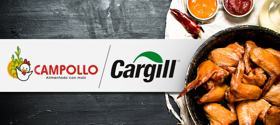 Cargill Acquires CAMPOLLO, Expands Global Poultry Business