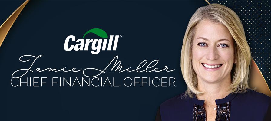 Jamie Miller Named Cargill's Chief Financial Officer