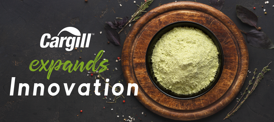 Cargill Expands Opportunities for Innovation in Plant-Based Foods With Addition of Pea Protein to European Ingredient Portfolio