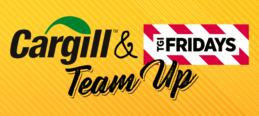 Cargill Partners With TGI Fridays to Honor First Responders