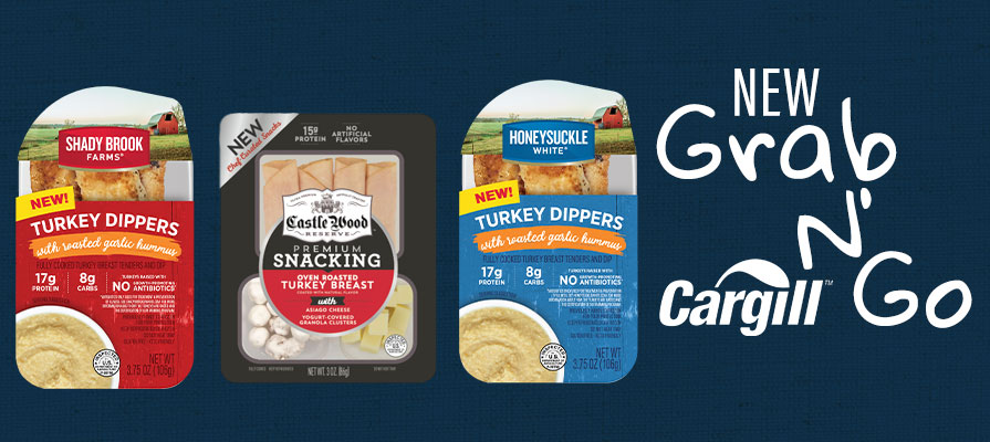 Cargill Introduces New Grab-and-Go Snacks
