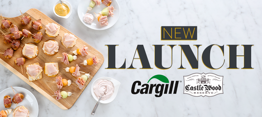 Cargill's Castle Wood Reserve Line Launches Chef Recipes for Time-Crunched Consumers