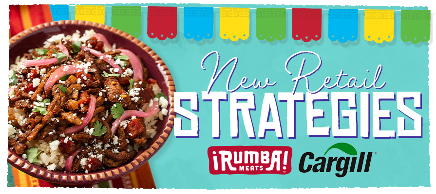 Cargill's Rumba Meats® Brand Rolls Out Tools for Hispanic Consumers