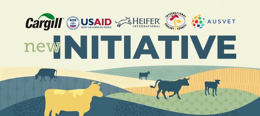 USAID Launches Cargill, Ausvet, Heifer International, and IPC Consortium