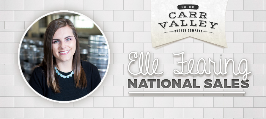 Carr Valley Cheese Hires Elle Fearing to National Sales Position
