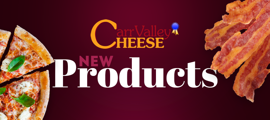 Carr Valley Cheese Co. Launches Two New Bread Cheese Flavors