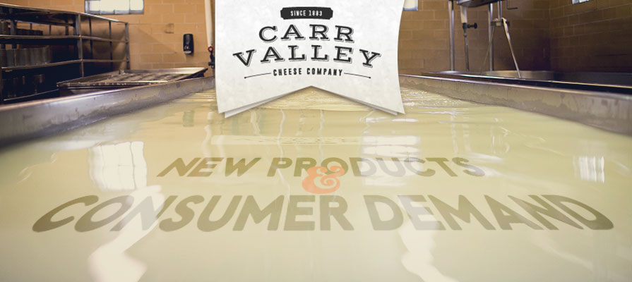 Carr Valley Cheese Company's Sid Cook Discusses New Products and Consumer Demand