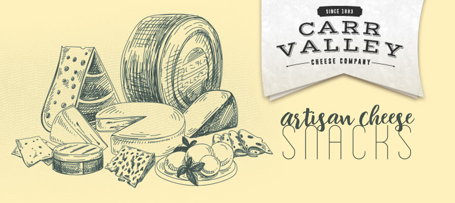 Carr Valley Cheese Company Highlights Artisan in Unconventional Categories