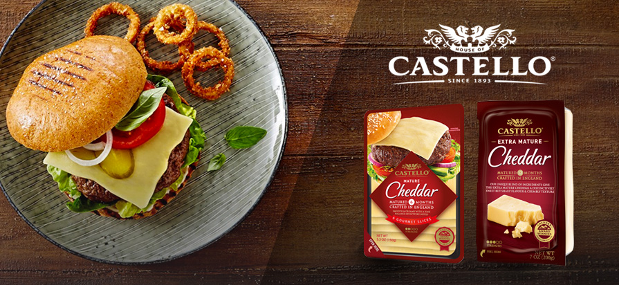 Castello Cheese Brings Extra Mature Cheddar To The U.S. Markets