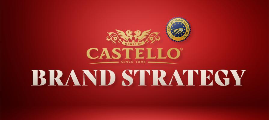 Castello Cheese Brings Authenticity to the Shelf With PGI Seal; Leah Sbriscia Illustrates