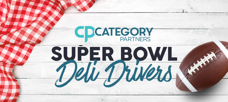 Category Partners Powered By Nielsen Reveals Super Bowl Insights in the Lead Up to the Big Game