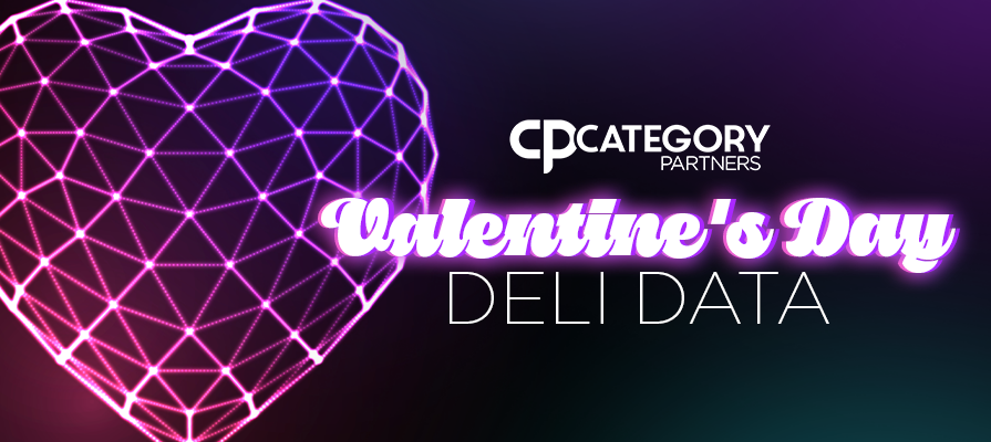 Category Partners Powered by Nielsen Discusses Valentine's Day 2021 Lifts for Deli
