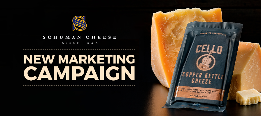 Schuman Cheese Cuts Through Cheese Aisle Intimidation With New Brand Campaign