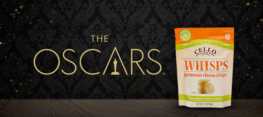 Celebrities to Eat Arthur Schuman Cello Whisps at Academy Awards Event