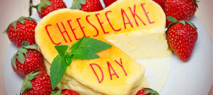 How Do You Make the Most out of Celebrating National Cheesecake Day?