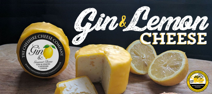Gin-Flavored Cheese Sets the Internet Abuzz