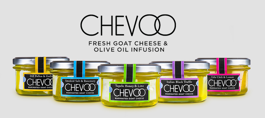 Gerard Tuck with CHEVOO Talks Launch in Foodservice Offerings