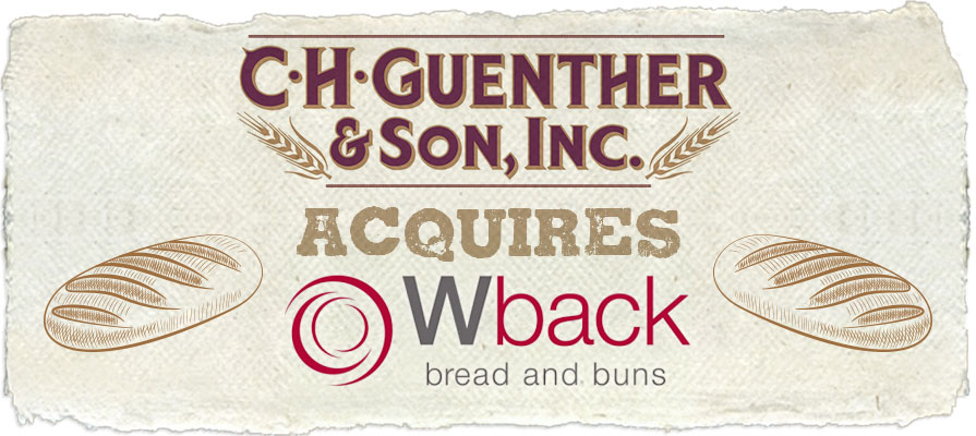 C.H. Guenther & Son Acquires Wback, State-of-the-Art Facilities in Europe