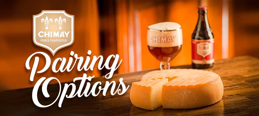 Chimay Cheeses Offer Unparalleled Taste, Pairing Options