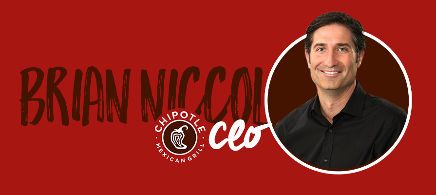 Chipotle Appoints New CEO Brian Niccol