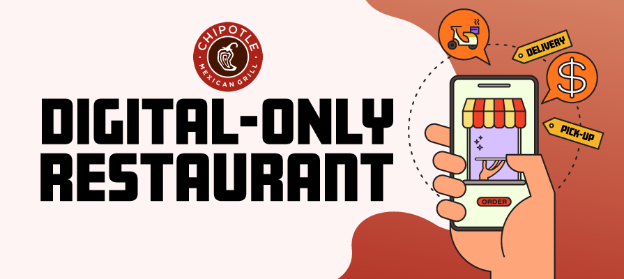 Chipotle Opens Its First Digital-Only Restaurant
