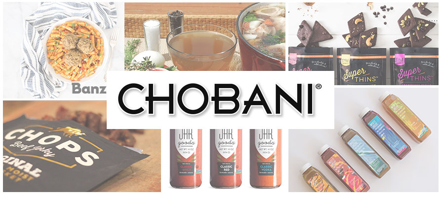 Chobani Announces Class Lineup for First Chobani Food Incubator
