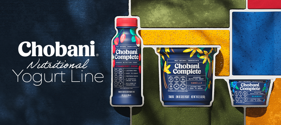 Chobani Launches Portfolio of Nutritional Foods and Drinks