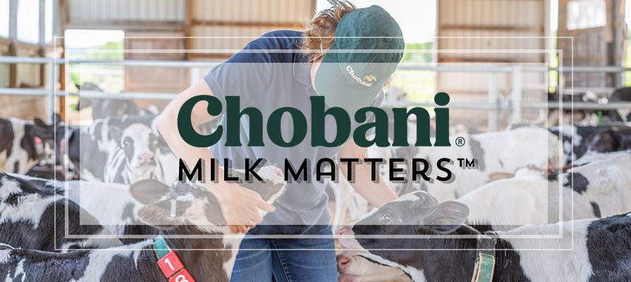 Chobani Unveils Comprehensive Program to Support the Future of Dairy