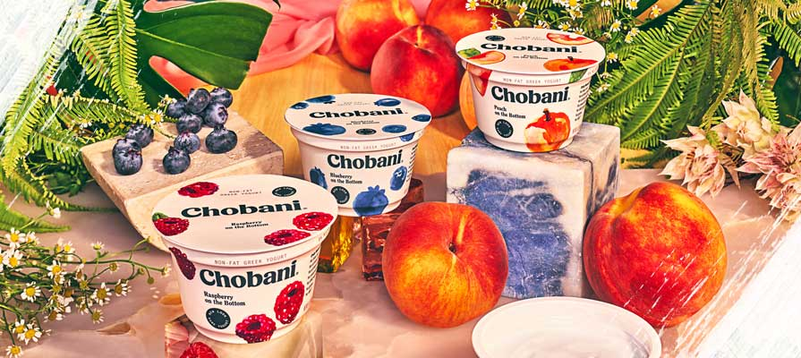 Chobani Unveils Brand Evolution With 10th Anniversary