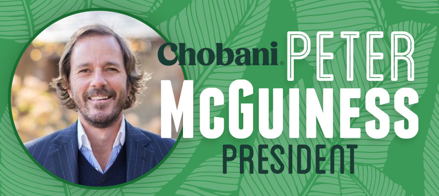Chobani Announces Appointment of New President