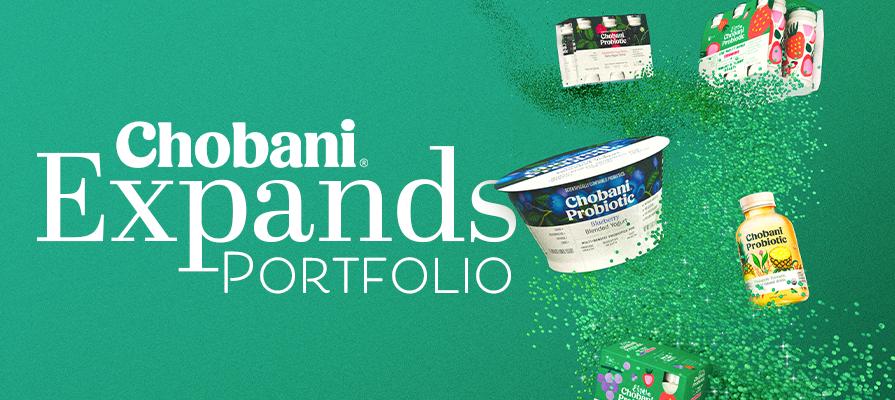 Chobani Expands Portfolio