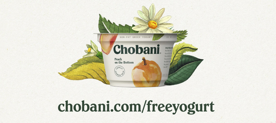 Chobani Celebrates 10 Years With Free Yogurt